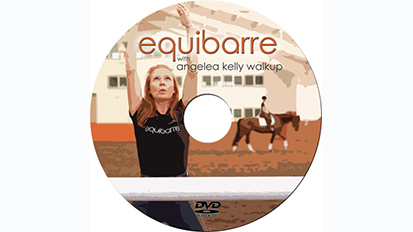 equibarre fitness workout DVD